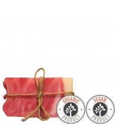 "Organic  soap ""Moroccan Rose"""