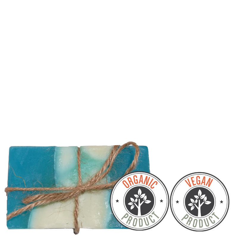 "Organic soap ""Wind of freedom"""